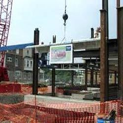 Erection & Pre-Engineered Buildings Service