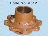 Tractor Trolly Hub 32213 / 32216 Cut Plate (H.D.) in   Tansen Road