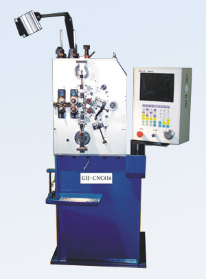 Cnc Compression Spring Machines