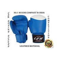 Pure Leather Boxing Gloves