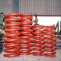 Hot Coiled Springs