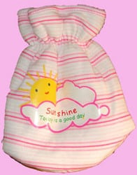 Soft Baby Bottle Covers
