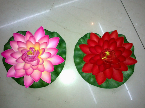 Floating Lotus Artificial Flower
