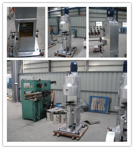 GT4A6 Cans Sealing Machine