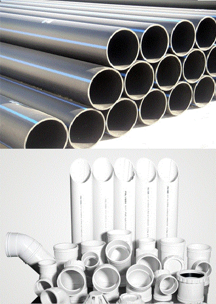 Pvc/Upvc Pipe And Pipe Fittings