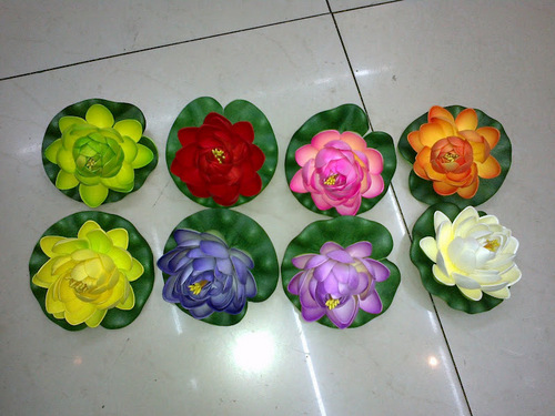 Small Bud Lotus Artificial Flower