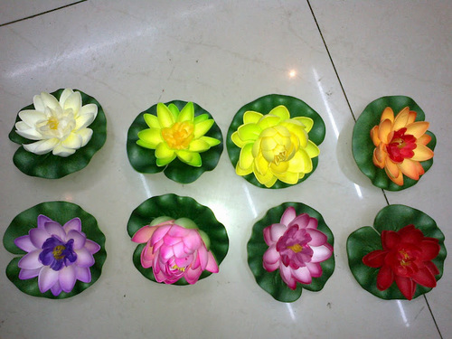 Small Lotus Artificial Flower