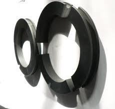 Split Carbon Seal Rings