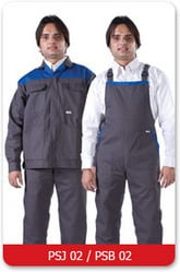 Jackets And Bib Trousers