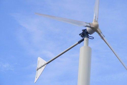 2 Kw Horizontal Axis Wind Turbines Hawt In Shahbad Daulatpur