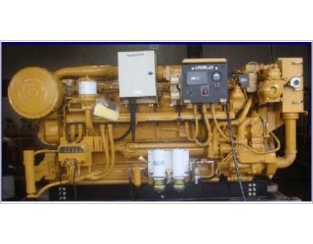 Caterpillar 3516B Marine Auxiliary Engine Series II