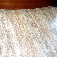 Seaside Pine Plank Flooring