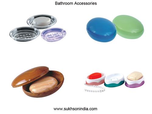 Plastic Bathroom Soap Cases