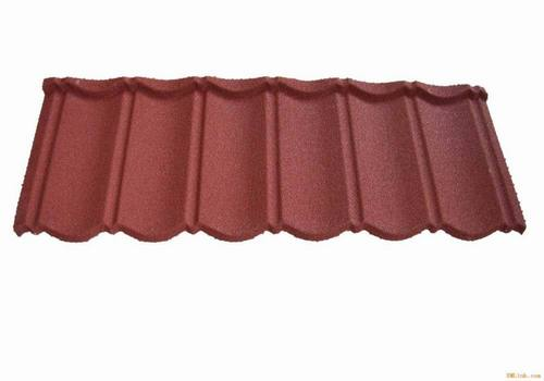 Metal Roof Tile Stone Coated Steel Roofing At Price 10 Usd Sheet In Qingdao Qingdao Perfect Roof Co Ltd