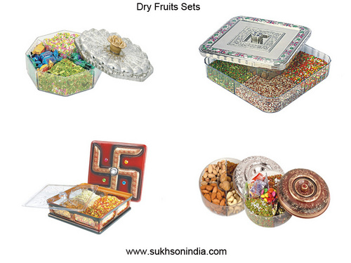 Plastic Dry Fruit Box in  Kandivali (W)