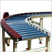 Roller Bend Conveyor