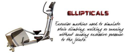 Ellipticals Exercise Machine