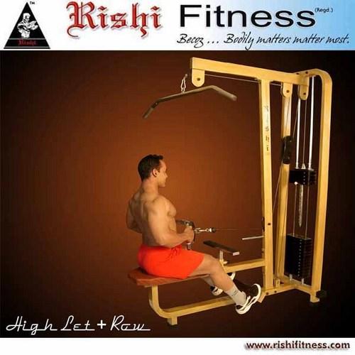 Rowing Exercise Machine