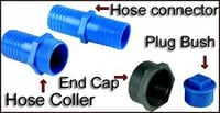 Rubber Hose Fitting