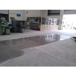 Concrete Densifying, Concrete Polishing Services