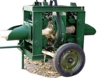 Wood Debarker Machine