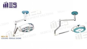 Shadowless Ceiling Surgical Light