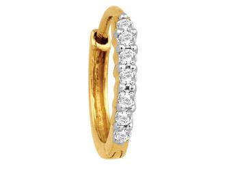 Diamond Nose Pin 0 04ct At Best Price In Mumbai Maharashtra