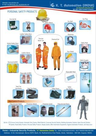 Personal Safety Products