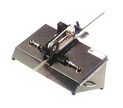 I.C. Lead Forming And Cutting Machine