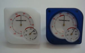 Dial Type Indoor/Outdoor Thermometer
