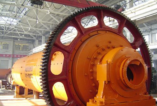 High Efficiency Ball Mill