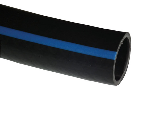 Blue Lined Rubber Hoses