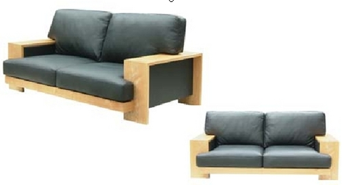 Two Seat And 3 Seat Sofa