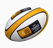 Promotional Synthetic Rubber Rugby Ball Size-5