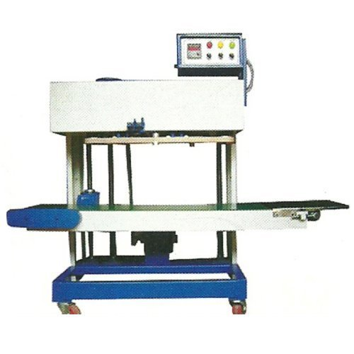 Continuous Band Sealing Machine