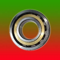 Ball Bearing With Brass Cages