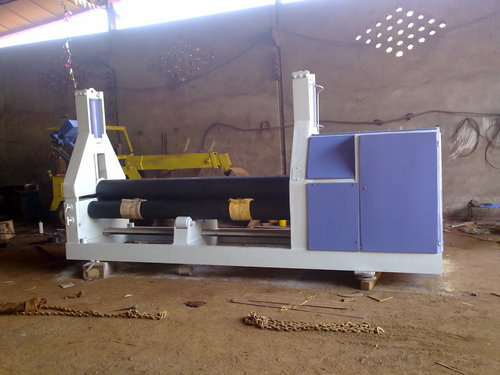 Plate Bending Machines