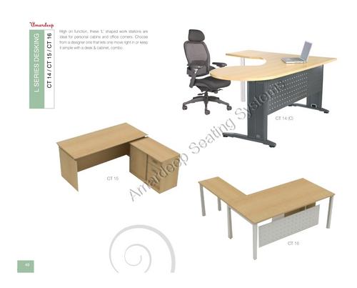 Staff Desk