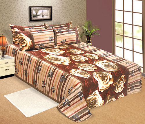 Designer Bed Sheets With Pillow In Tonk Road