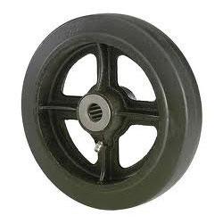 Iron Rubber Wheel