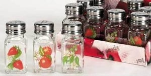 Glass Shakers