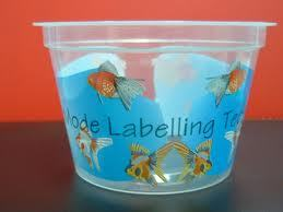 In Mold Labels