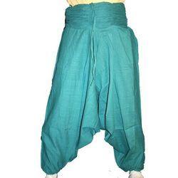 Plain Cotton Chunghat Alibaba Pants