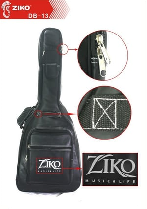Real Leather Guitar Bag