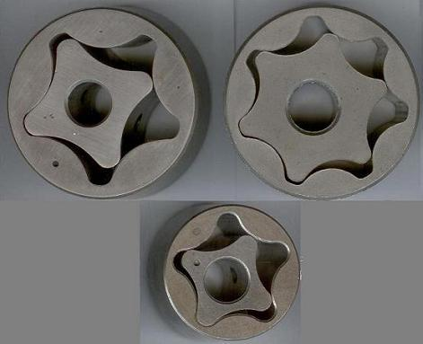 Sintered Oil Pump Rotor Sets