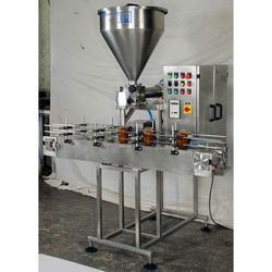 Automatic Paste/Cream Filling Machine