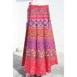 Cotton Naptol Wrap Around Skirts 33