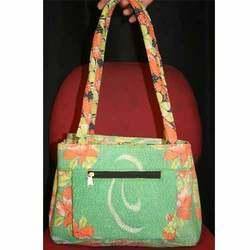 Kantha Quilt purses 3 pocket