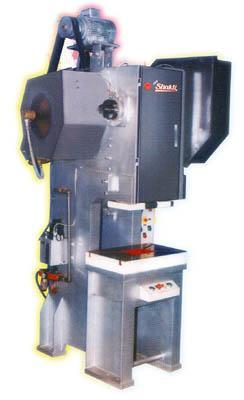 Pneumatic Clutch & Brake Power Press Machine