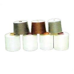 Spun Polyester Dyed Yarns